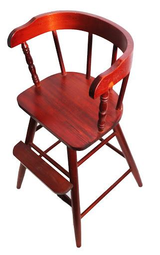 Sargent's Sons Youth Chair - Rosewood Finish