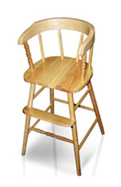 Whitewood Industries Youth Chair - Clear Finished