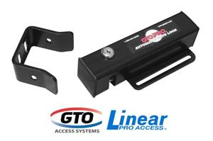Automatic Gate Lock made by GTO, Inc. (FM144)