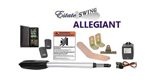 Estate Swing E-S Allegiant Single Swing Gate Opener