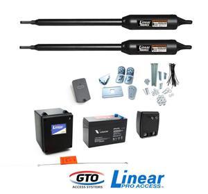 GTO / LINEAR PRO SW4002 XL Dual Gate Opener (PRO-SW4002)0