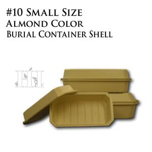 Hoegh-Almond-Large-Pet-Burial-Container-Shell-10-Inch