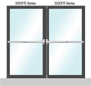 Sentry-Safety-Series-Panic-Exit-Dual-Door-Application