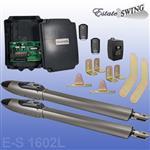Estate Swing E-S 1602L Dual Gate Opener w/ Free Extra Remote (E-S 1602L)