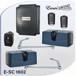 Estate Swing E-SC 1602 Column Mountable Dual Swing Gate Opener  w/ Free Extra Remote (E-SC 1602)