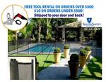 Safety Fence - Fully Assembled Sentry EZ-Guard Child Safety Pool Fence (priced per foot)