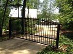 single gate opener